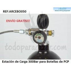 Estación de Carga 300 Bar para Botella PCP