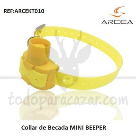 "Collar de Becada ""Mini Beeper"""