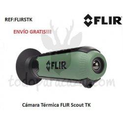 Cámara Térmica FLIR Scout TK