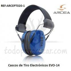 Cascos de Tiro Electrónicos EVO-14