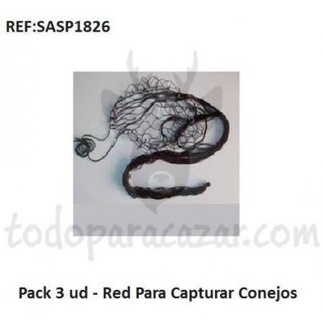 Red para Capturar Conejos