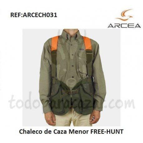 Chaleco de Caza Menor FREE-HUNT
