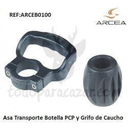 Asa para Botella PCP + Grifo para Válvula