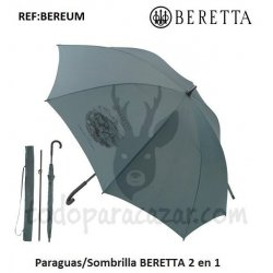 Paraguas de Caza Telescópico BERETTA
