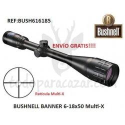 BUSHNELL BANNER 6-18x50 Multi-X