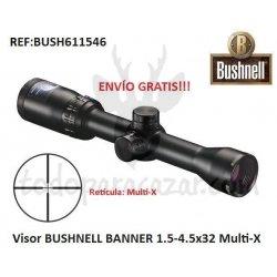 BUSHNELL BANNER 1.5-4.5x32 Multi-X