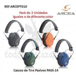 Cascos de Tiro Pasivos PASS-14