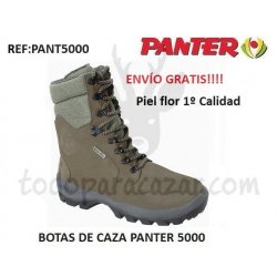 Botas PANTER 5000