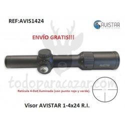 Visor AVISTAR 1-4x24 R.I.
