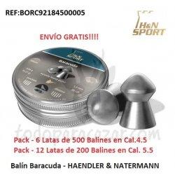 Balín Baracuda - HAENDLER & NATERMANN