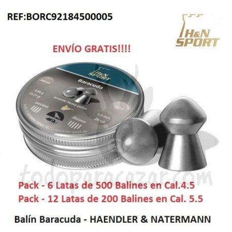 Balín Baracuda (4.5) - Haendler & Natermann