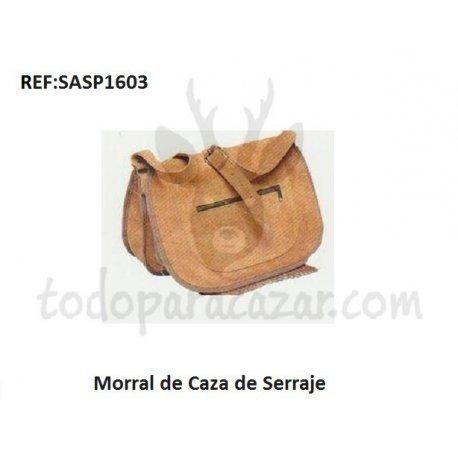 Morral de Caza de Serraje