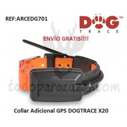 COLLAR ADICIONAL GPS DOGTRACE X20