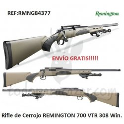 REMINGTON 700 VTR - 308 Win.