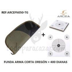 Funda Arma Corta OREGÓN + 300 Dianas