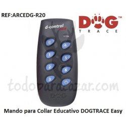 Mando para Collar Educativo DOGTRACE Easy