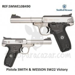 SMITH & WESSON SW22 Victory