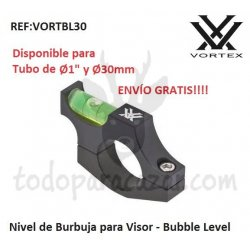 Nivel de Burbuja VORTEX para Visor - Bubble Level