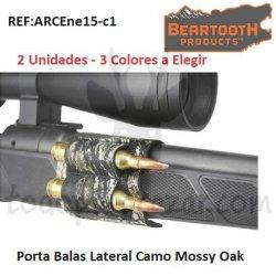 Porta Balas Lateral de Neopreno - 2 Unidades