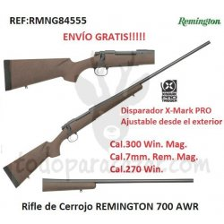Rifle de Cerrojo REMINGTON 700 AWR