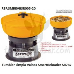 Tumbler Limpia Vainas SmartReloader SR787