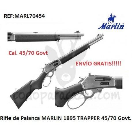 Rifle de Palanca MARLIN 1895 TRAPPER 45-70 Govt.