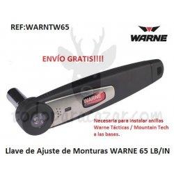 Llave de Ajuste WARNE 65 IN/LB