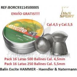 Balín Excite HAMMER - HAENDLER & NATERMANN