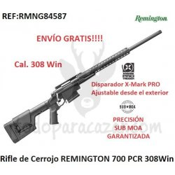 Rifle de Cerrojo REMINGTON 700 PCR 308 Win