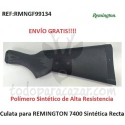 Culata REMINGTON 7400 Recta - Sintético