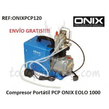 Compresor PCP Portátil ONIX EOLO 1000