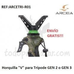 """Horquilla """"V"""" de Repuesto para Trípode GEN 2 y GEN 3"""