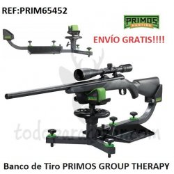 Banco de Tiro PRIMOS GROUP THERAPY