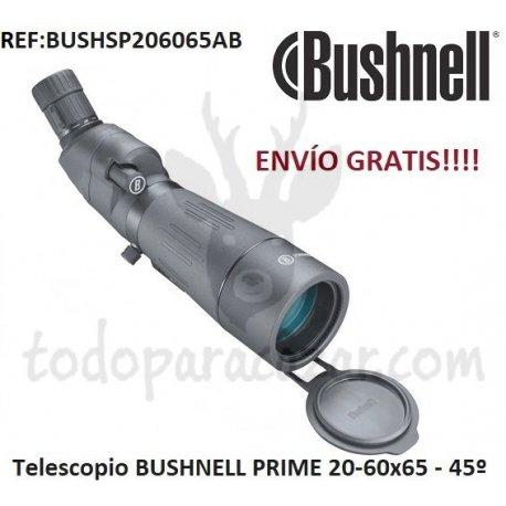 Telescopio Bushnell PRIME 20-60x65 - 45º