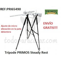 Trípode PRIMOS Steady Rest