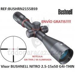 Visor BUSHNELL NITRO 2.5-15x50 G4i-THIN