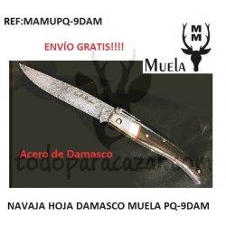 Navaja MUELA PQ-9DAM