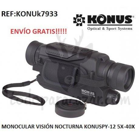 Monocular Nocturno KONUS - KONUSPY-12 5X-40X