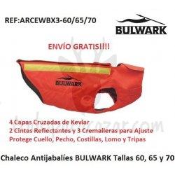 Chaleco Protector Antijabalíes BULWARK