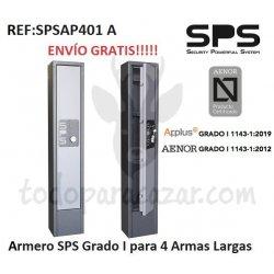 Armero 4 Armas Grado I - SPS AP401 AENOR