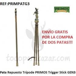 Pata de Repuesto Trípode PRIMOS Trigger Stick GEN 3