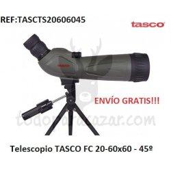 Telescopio Tasco FC 20-60x60 - 45º