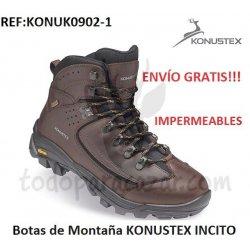 Botas de Montaña KONUSTEX INCITO