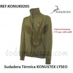 Sudadera Térmica KONUSTEX LYSEO