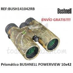 Prismáticos BUSHNELL POWERVIEW 10x42 Camo