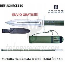 Cuchillo de Remate JABALÍ CL110