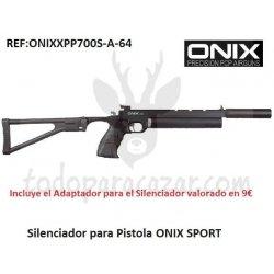 Silenciador para Pistola ONIX SPORT
