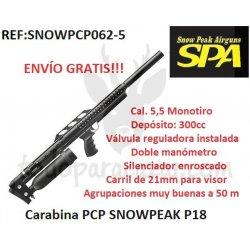 SNOWPEAK P18