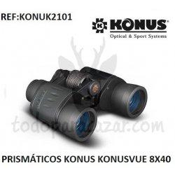 Prismáticos KONUS KONUSVUE 8X40