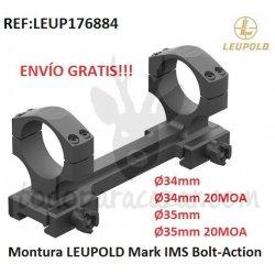 Montura LEUPOLD Mark IMS Bolt-Action 34mm y 35mm